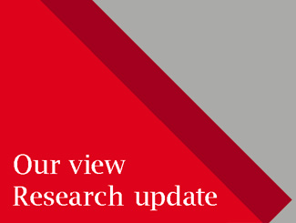 Our view: Research update
